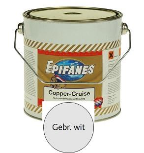 Epifanes Copper Cruise 2,5 liter gebroken wit