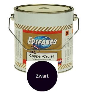 Epifanes Copper Cruise 2,5 liter zwart