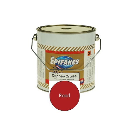 Epifanes Copper-Cruise rood 2,5 liter