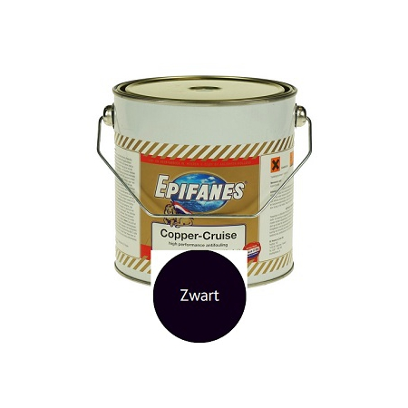 Epifanes Copper-Cruise zwart 2,5 liter