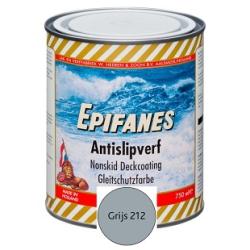 Epifanes Antislipverf grijs 212