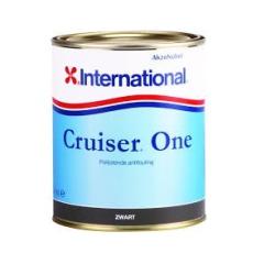 International Cruiser One zwart 750ml.