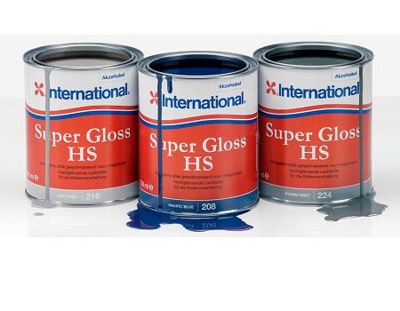 Nieuwe kleuren International Super Gloss HS