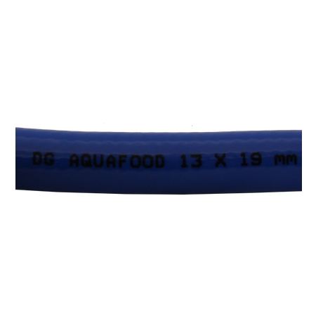 Aquafood drinkwaterslang blauw 13mm