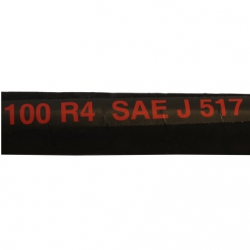 Slang SAE 100 R4 koelwater-olie