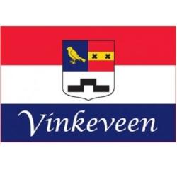 Vlag wapen van Vinkeveen