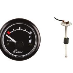 Wema brandstofmeter en gever
