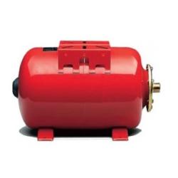 Drukvat 24 liter met RVS aansluitingen