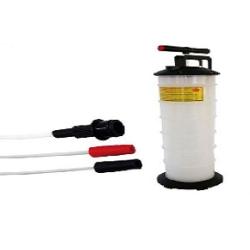 Olie-vacuümpomp 6 liter