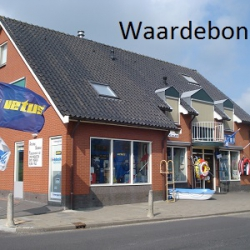 Kroese Watersport waardebon